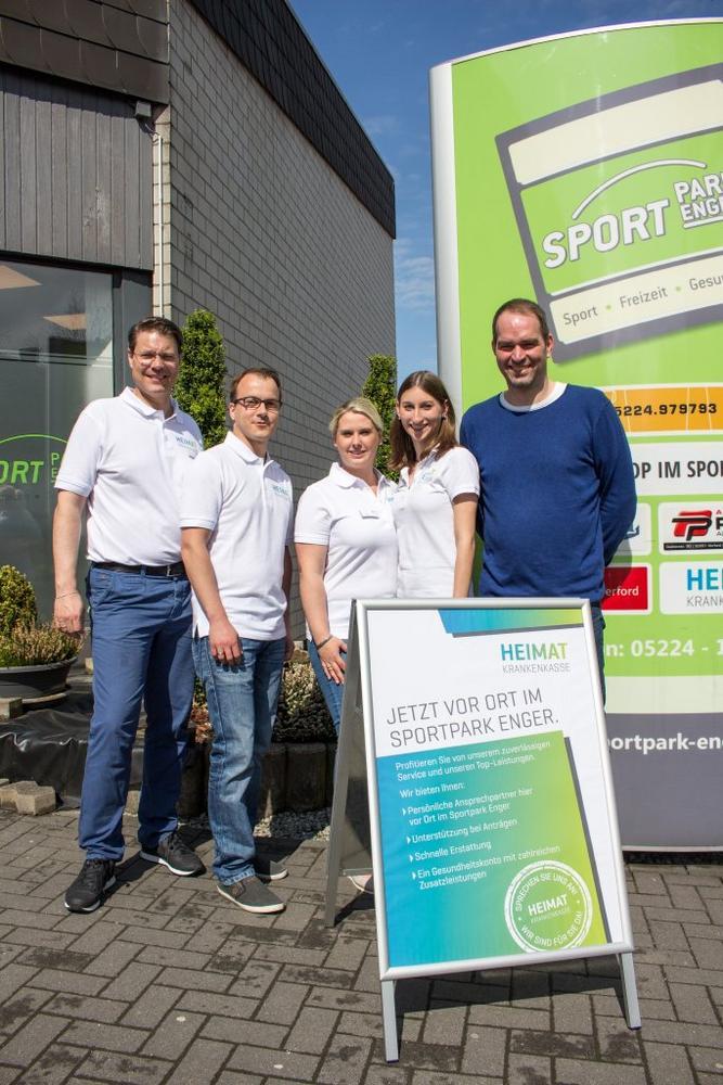 Heimat Krankenkasse Eroffnet Servicestelle In Enger Presse Blog