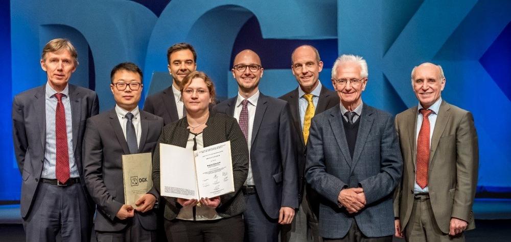 Stipendium Für Frauen oskar lapp forschungspreis und stipendium 2018 presse